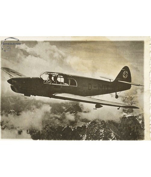 2nd World War photography. German Reconnaissance aircraft.