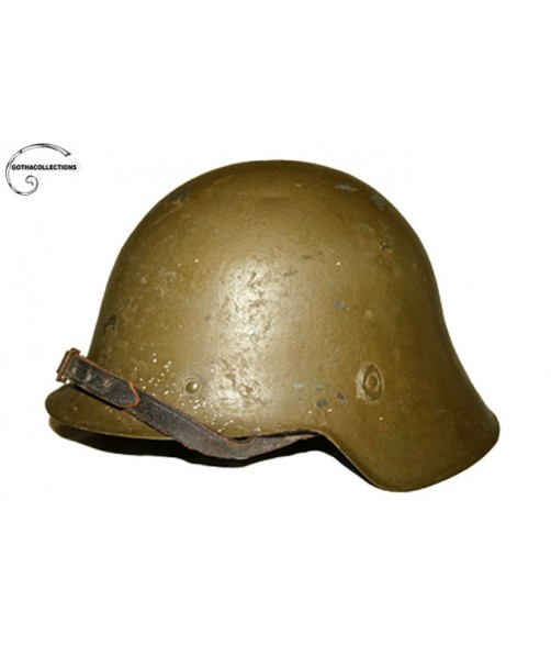 Casc Trubia model 26, època Guerra Civil.